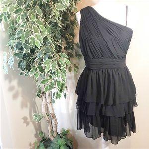 Max & Cleo Back Mini Dress Size 8